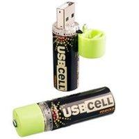 USBCell, pilas recargables a través de USB
