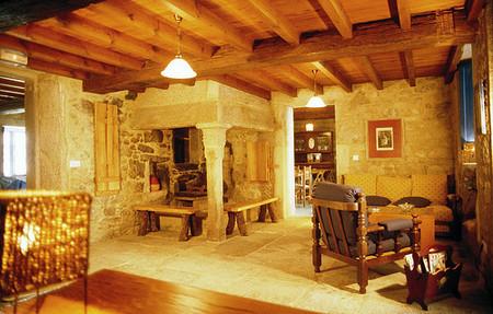 ¿Cómo hacer que una casa nueva parezca antigua?