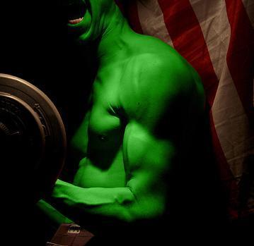 ¿Por qué tiembla el músculo cuando hacemos pesas?