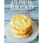 """""""Cloud bread"""" o pan sin hidratos: ¿cómo se hace y para qué lo podemos usar?"""