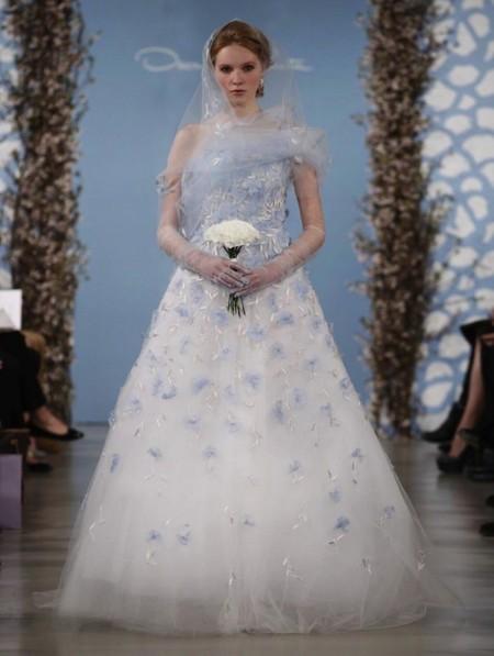 New York Bridal Week primavera-verano 2014: lo último en novias de alta costura