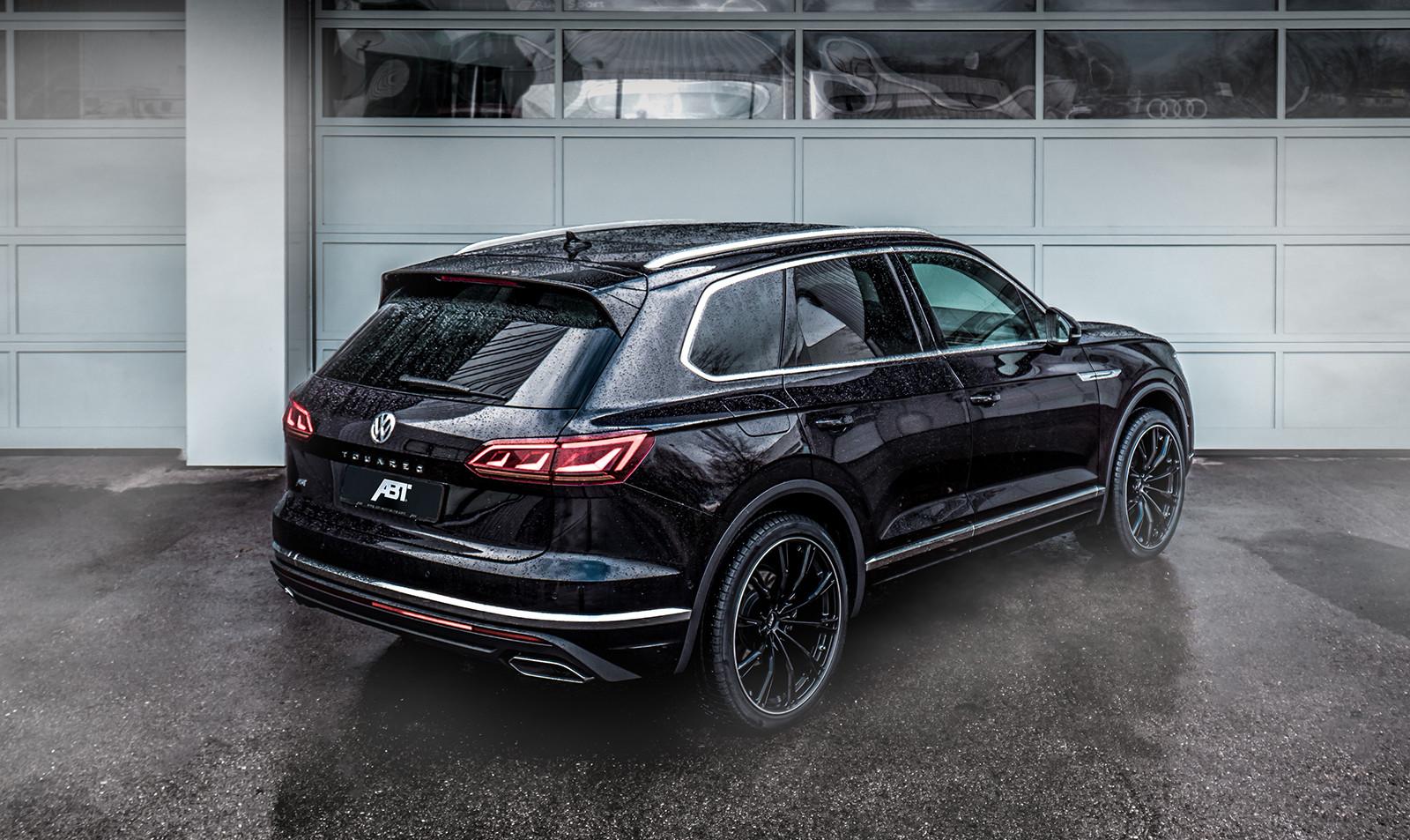Foto de ABT Volkswagen Touareg 2018 (2/6)