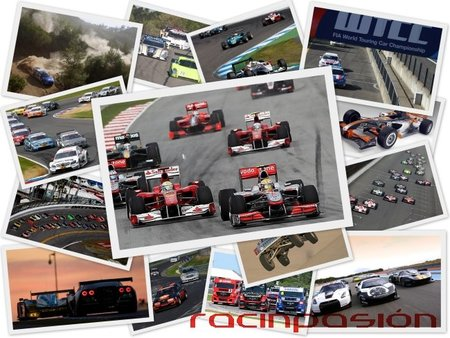 Agenda de Competición, del 11 al 13 de junio de 2010