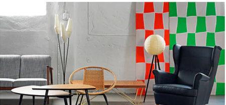 Vuelta a los años 50 y 60 con las piezas de Ikea que ya están disponibles en tienda