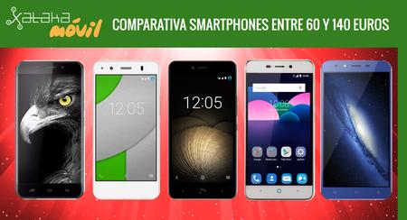 Buenos, bonitos y los más baratos: 20 móviles con mucho que decir