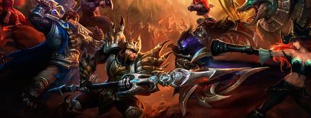Logo League Of Legends 1