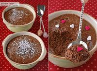 Receta de mousse de chocolate, un placer ligero para San Valentín