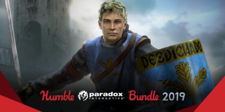 Si te apasiona la estrategia, el nuevo Humble Bundle es para ti: Crusader Kings II y Europa Universalis IV por menos de seis euros