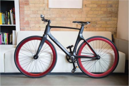 Valour es una bicicleta conectada, elegante y bella