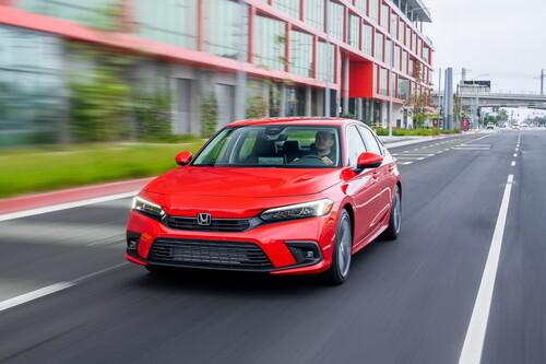 El Honda Civic 2022 ya tiene precio en México: la 11ª generación llega a tope de tecnología