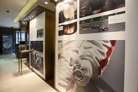 GR Barcelona celebra el 50º aniversario de Rolex Daytona con una exposición