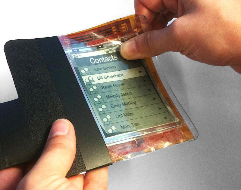 PaperPhone, Nokia™ Morph y MorePhone: así eran los principales modelos de celulares con monitor flexible que jamás triunfaron