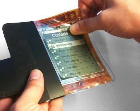 PaperPhone, Nokia Morph y MorePhone: así eran los primeros prototipos de móviles con pantalla flexible que nunca triunfaron