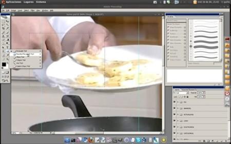 Adobe Photoshop con Wine 4