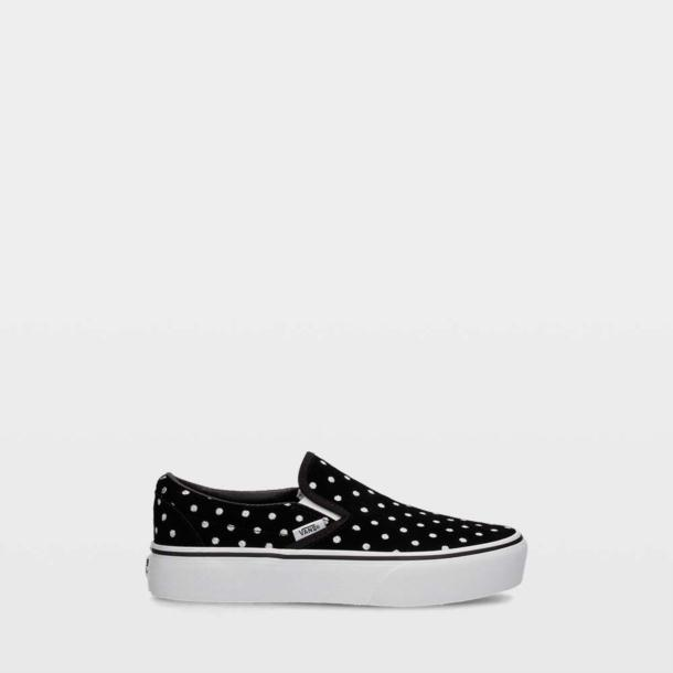 Zapatillas Vans Slip On Platform