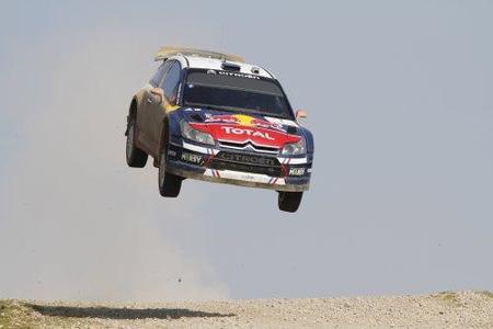 Sébastien Ogier se mantiene líder en un emocionante Rally de Turquía