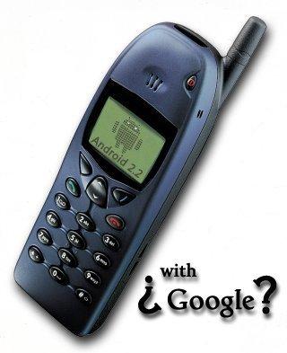 ¿Cuando llegará Android 2.2 Froyo a nuestros teléfonos?