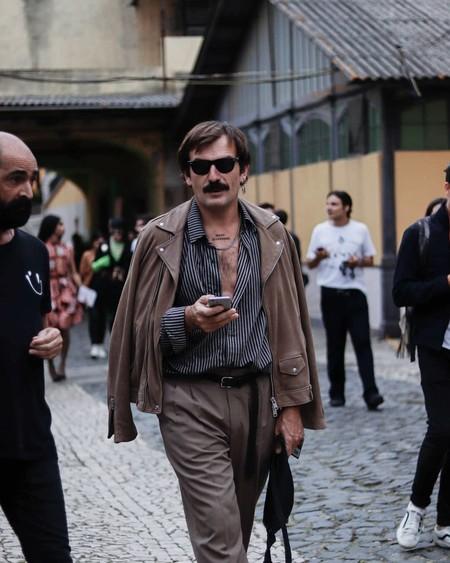 El Mejor Street Style De La Semana Moda Lisboa Trendencias Hombre 2019 08