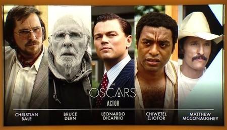Oscar 2014 | La cuenta atrás | Mejor actor protagonista