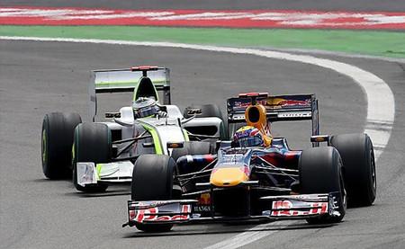 Red Bull Racing vs Brawn GP