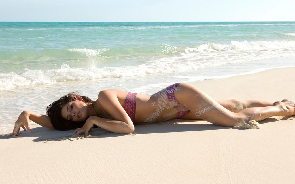 Foto de Ashley Greener body-painting (15/17)
