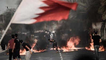 Arrecian las protestas por la celebración del Gran Premio de Baréin
