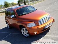 Chevrolet HHR, prueba (parte 2)