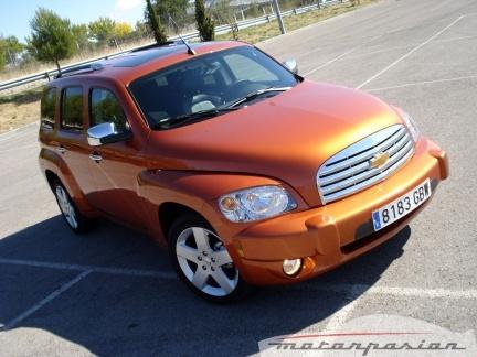 Chevrolet Hhr Prueba Parte 2