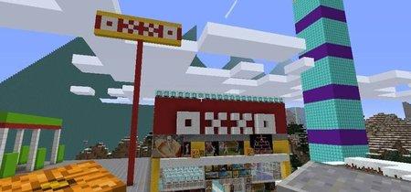 Ya puedes comprar Minecraft, hasta en el OXXO en México
