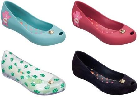 Zapatos Melissa Osos Amorosos