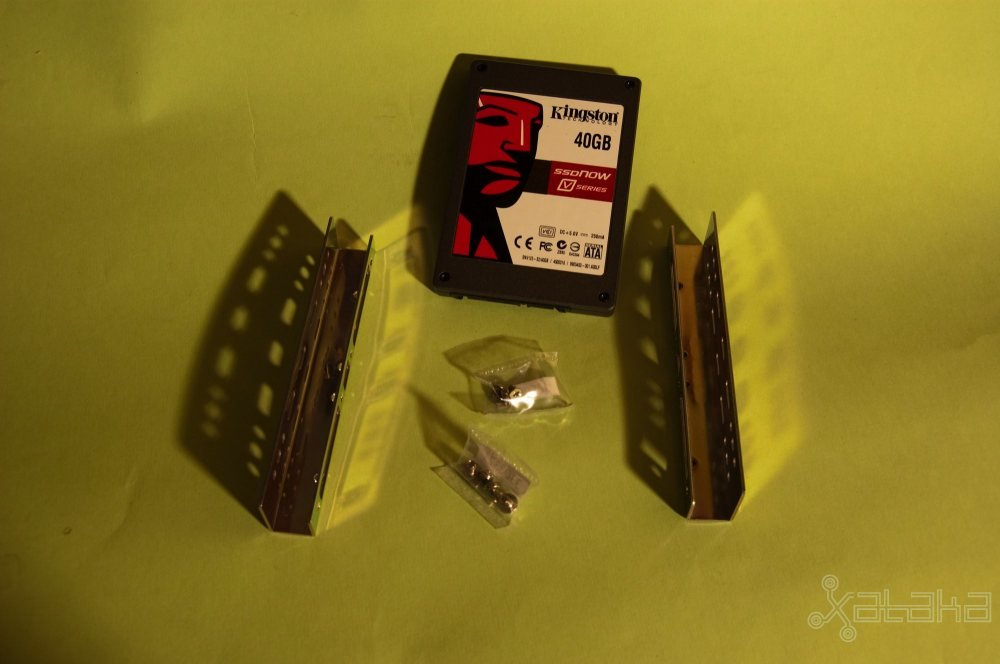 Foto de Kingston SSDNow V Series, análisis (13/27)