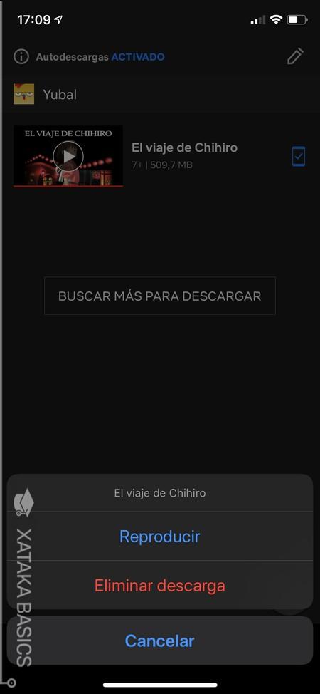 Eliminar Netflix