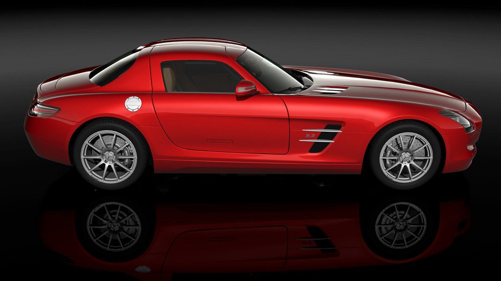 Foto de Gran Turismo 5 - SLS AMG (1/6)