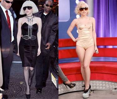 El look más sofisticado de Lady Gaga