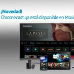 Ya puedes ver Movistar+ a través del Chromecast y lanzar contenidos del móvil a la televisión