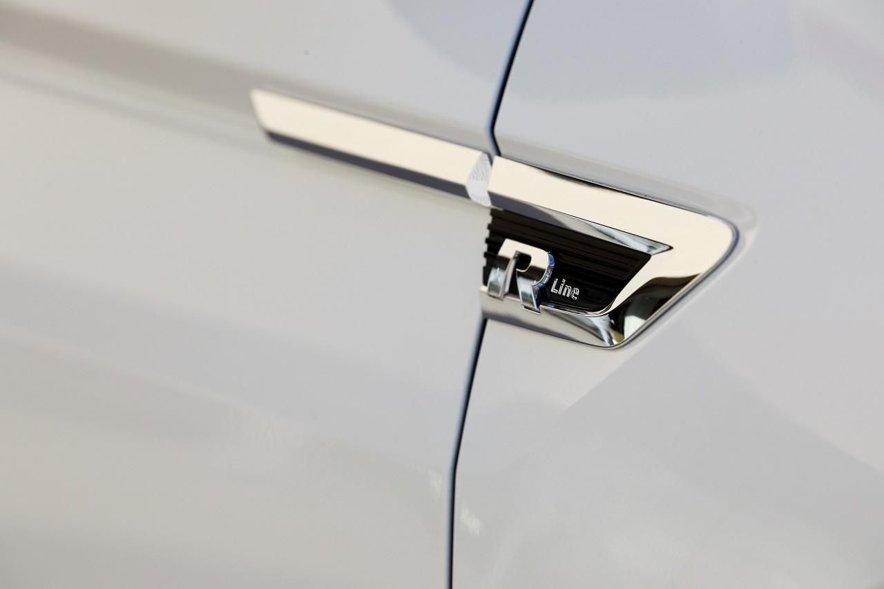 Foto de Volkswagen Tiguan R-line 2018 (10/11)
