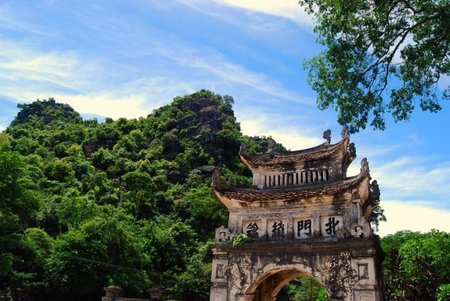 Hoa Lu, la capital imperial vietnamita del siglo X