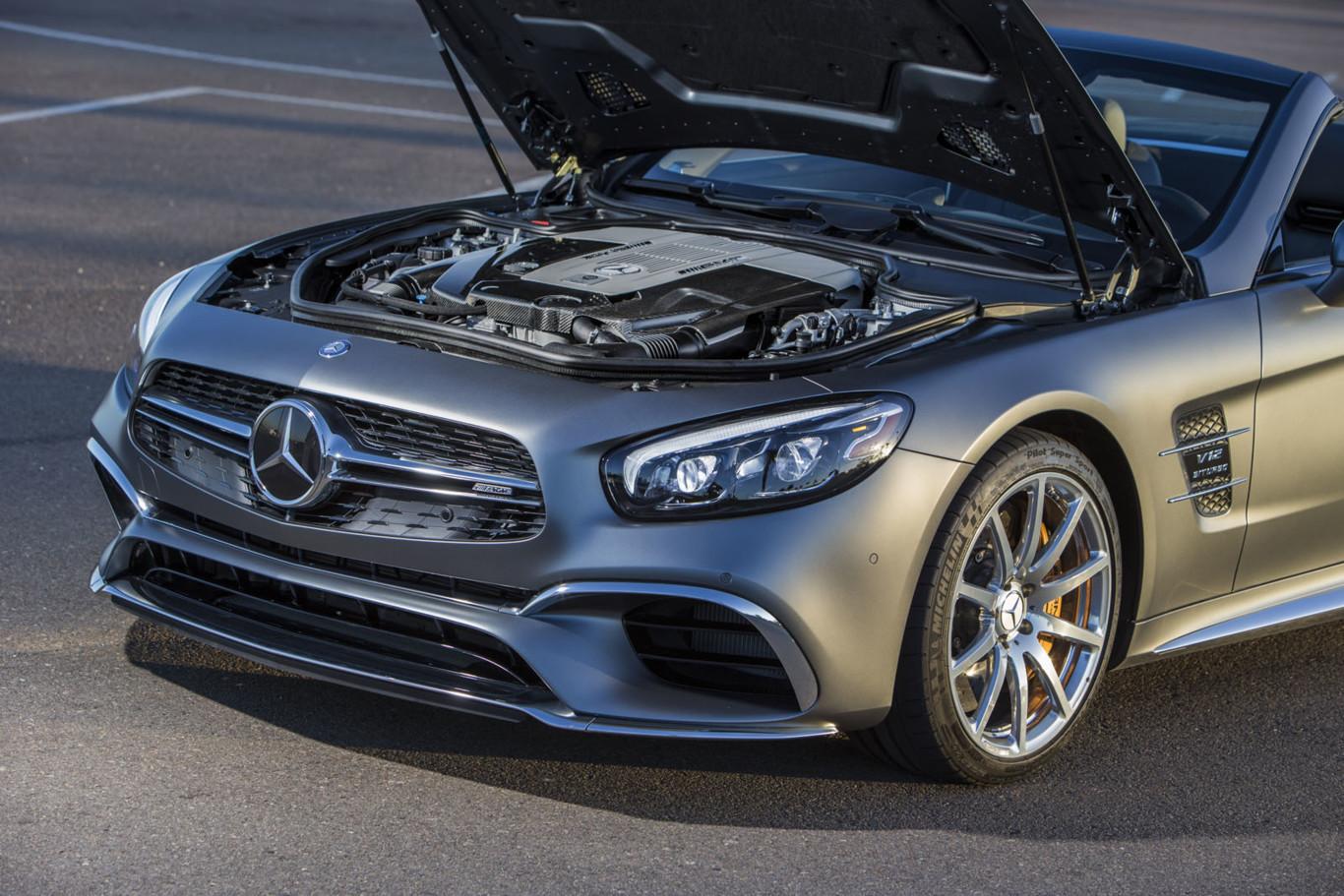 El motor V12 de Mercedes-AMG está sentenciado: el V8 seguirá vivo, aunque sea gracias a la hibridación