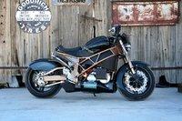 Brutus Electric Motorcycles, el custom eléctrico made in América