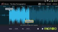 Cómo crear tonos de llamada usando RingDroid