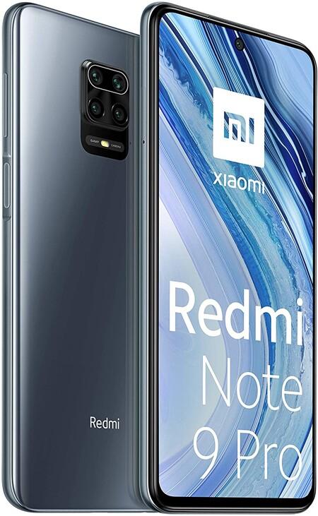 Redmi Note 9 Pro en oferta en Amazon México