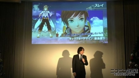 Hideo Baba presenta 'Tales of Zestiria' para PS3