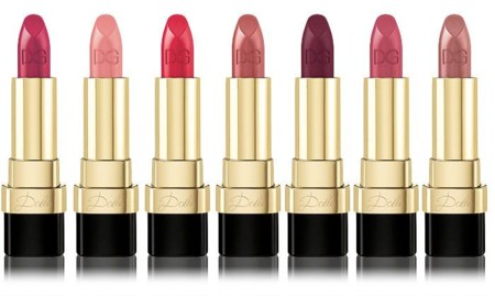 Dolce Gabbana Dolce Matte Lipstick 2016 Collection 1