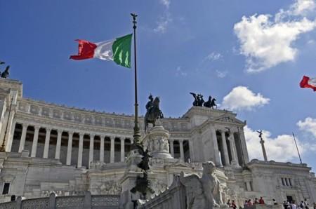 Bandera Italia 2