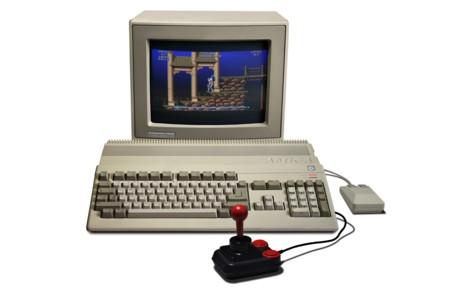 Juega a 10.000 títulos de Amiga en tu navegador gracias a Internet Archive