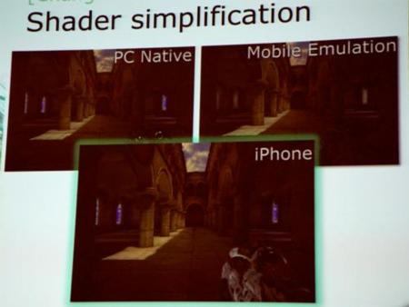 Unreal Engine 3 directo al iPhone cueste lo que cueste