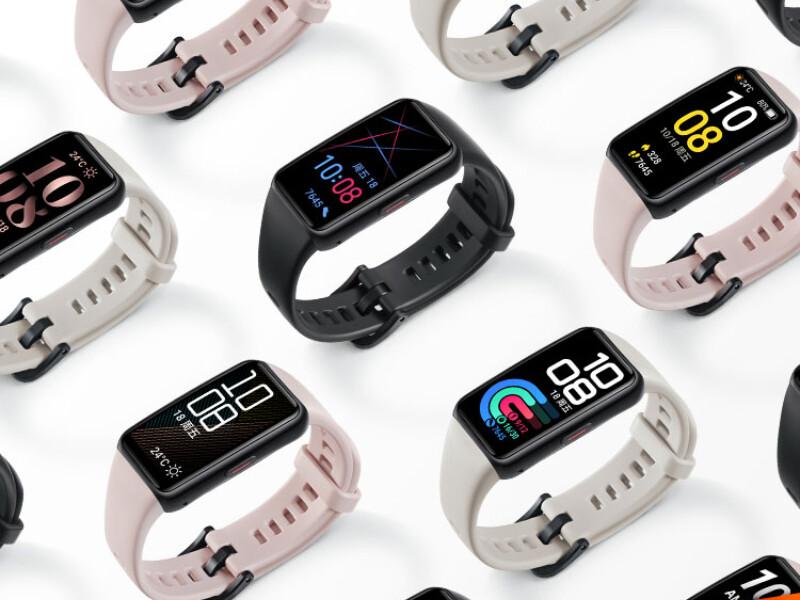 Honor Band 6: la nueva pulsera de Honor con aires de smartwatch promete dos semanas de batería