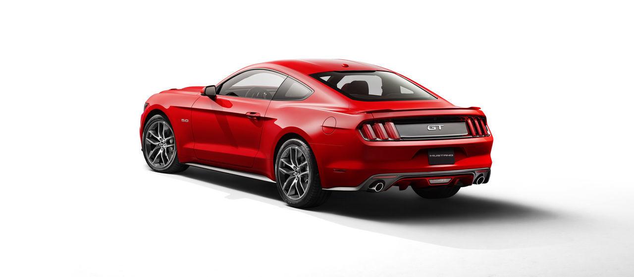 Foto de Ford Mustang 2014 (21/49)