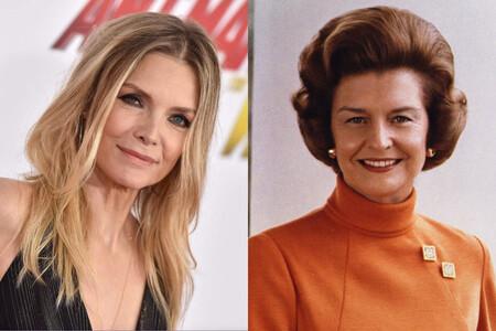 Michelle Pfeiffer será Betty Ford en 'The First Lady': la actriz se une a Viola Davis como protagonista de esta nueva antología
