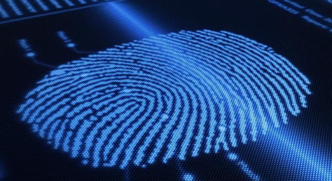 Sensor de huella dactilar